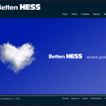 Betten Hess Website