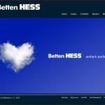 Betten Hess Website