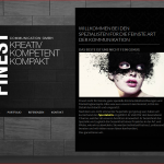Website of finest communication design agency