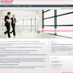 LLM Group website