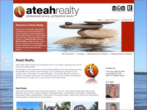 Ateah Realty, Victoria Beach, Manitoba