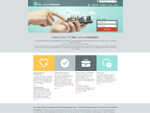 The Native Translator portal